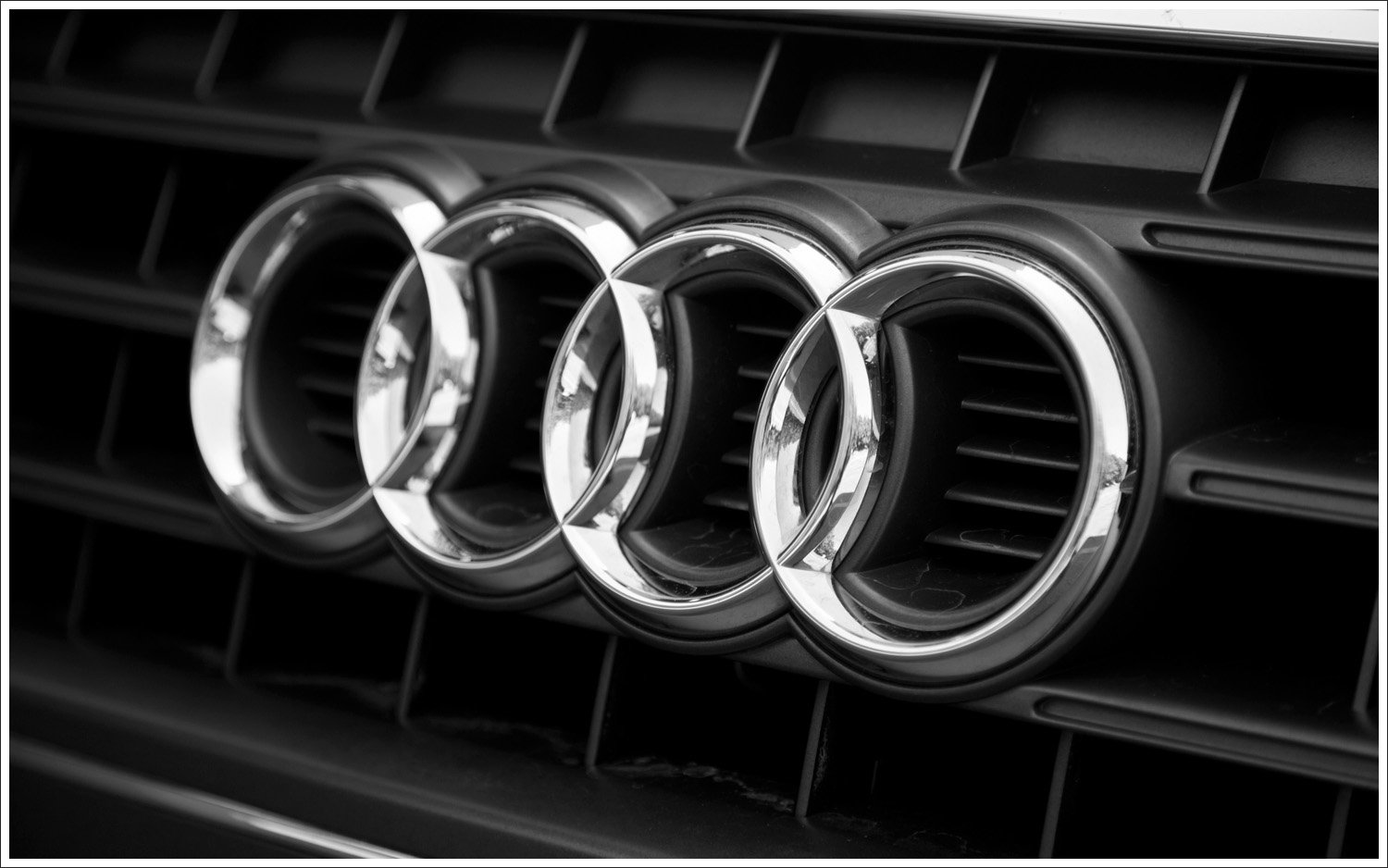 Audi Logo Meaning and History, latest models | World Cars Brands