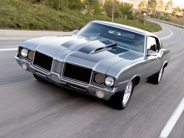 Oldsmobile-Muscle-Cars