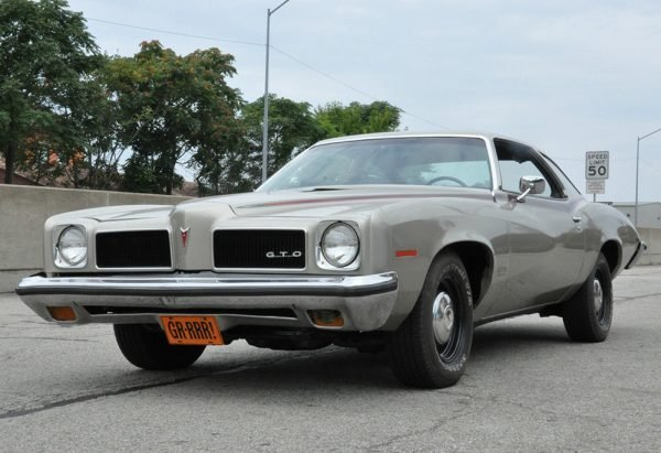 Pontiac-GTO-Muscle-Car