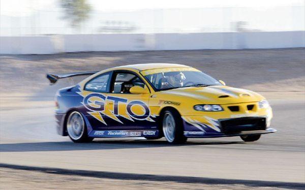 Pontiac-GTO-Drift-Car