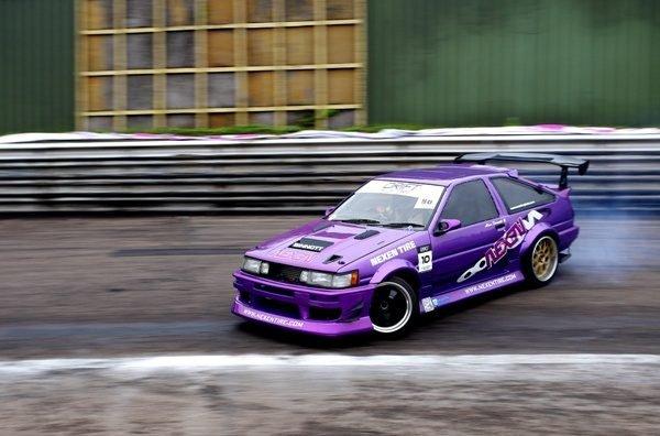 Toyota-AE86-Drift-Car