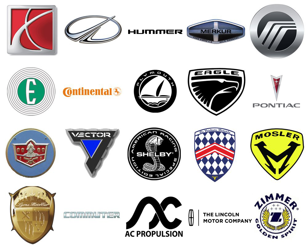 American Car Brands Companies And Manufacturers World