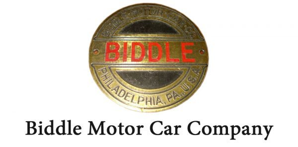 biddle-motor-car-company-logo