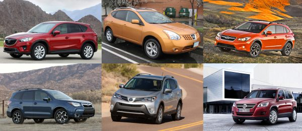 Top Small SUVs