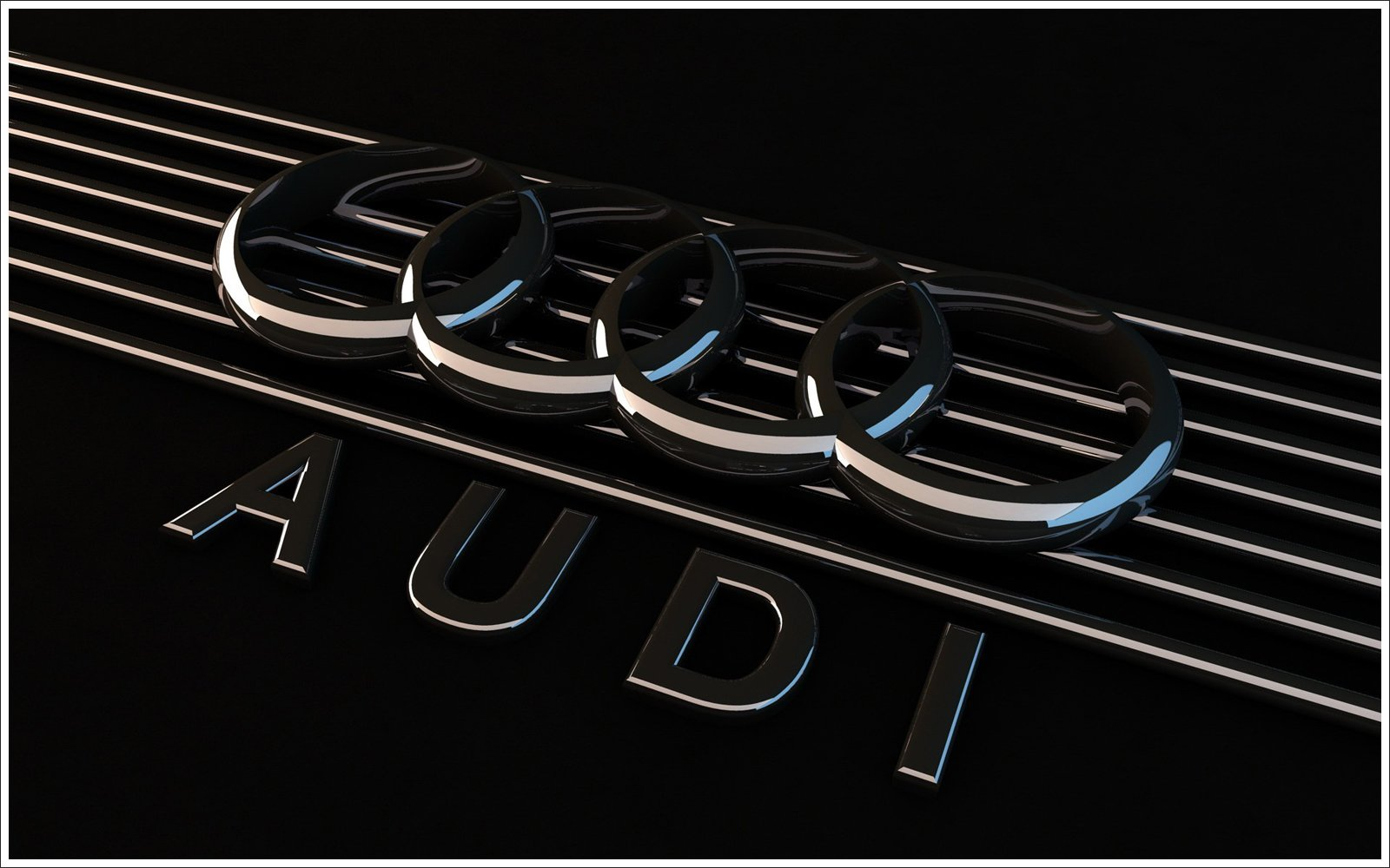 Audi Logo Meaning and History [Audi symbol]