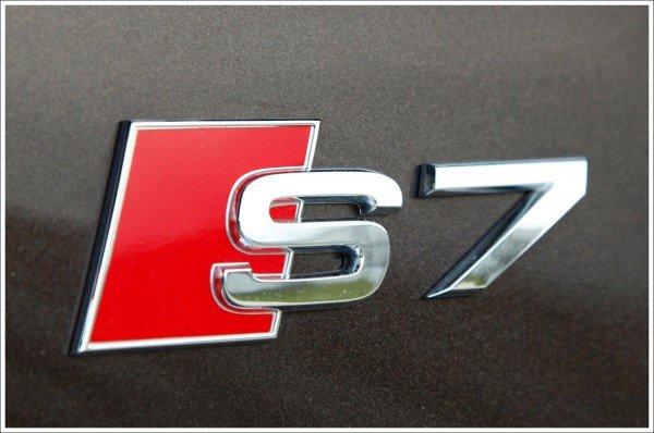 Audi S7 logo
