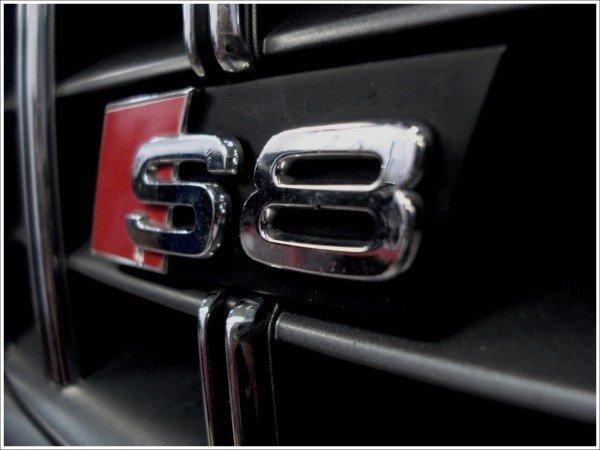 Audi S8 logo