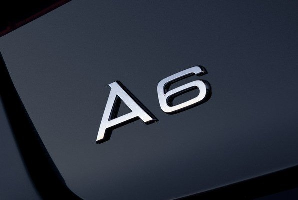 Audi A6 logo