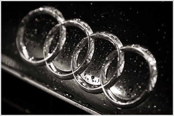 Audi logo description