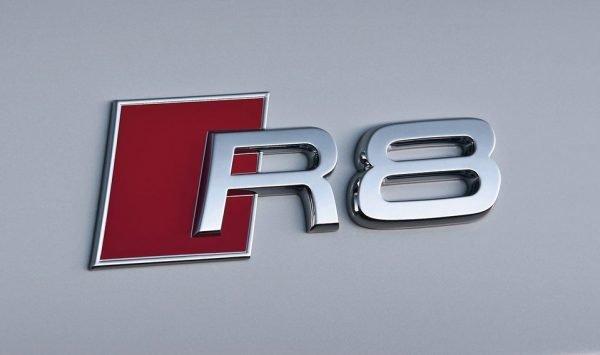 Audi R8 logo