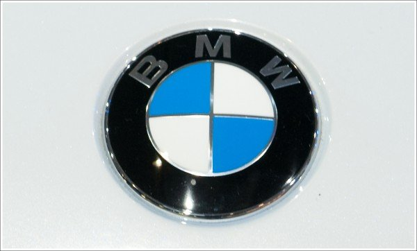 BMW logo color