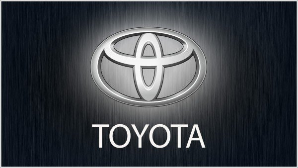 Toyota logo description