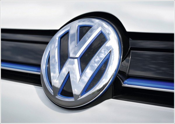 Volkswagen logo Description