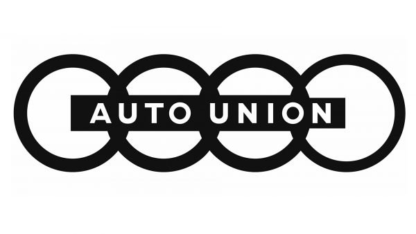 audi old logo