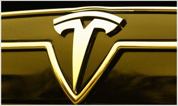 Tesla logo description