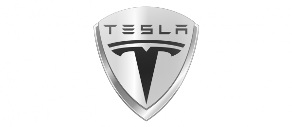 tesla car logo