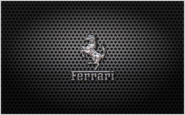 Ferrari logo description