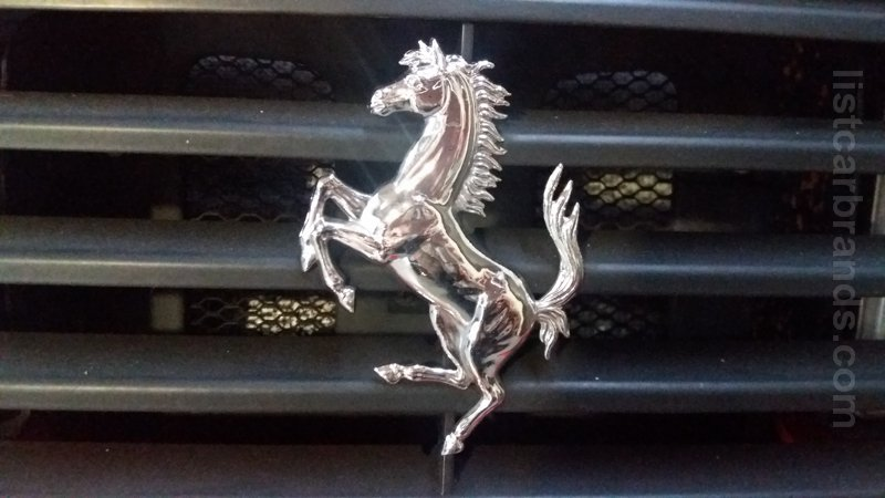Ferrari Logo Meaning And History Latest Models World Cars Brands