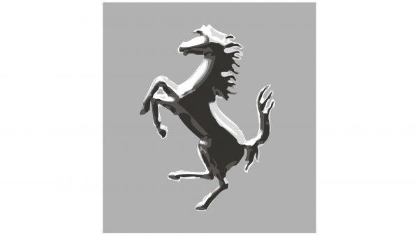 ferrari logo horse