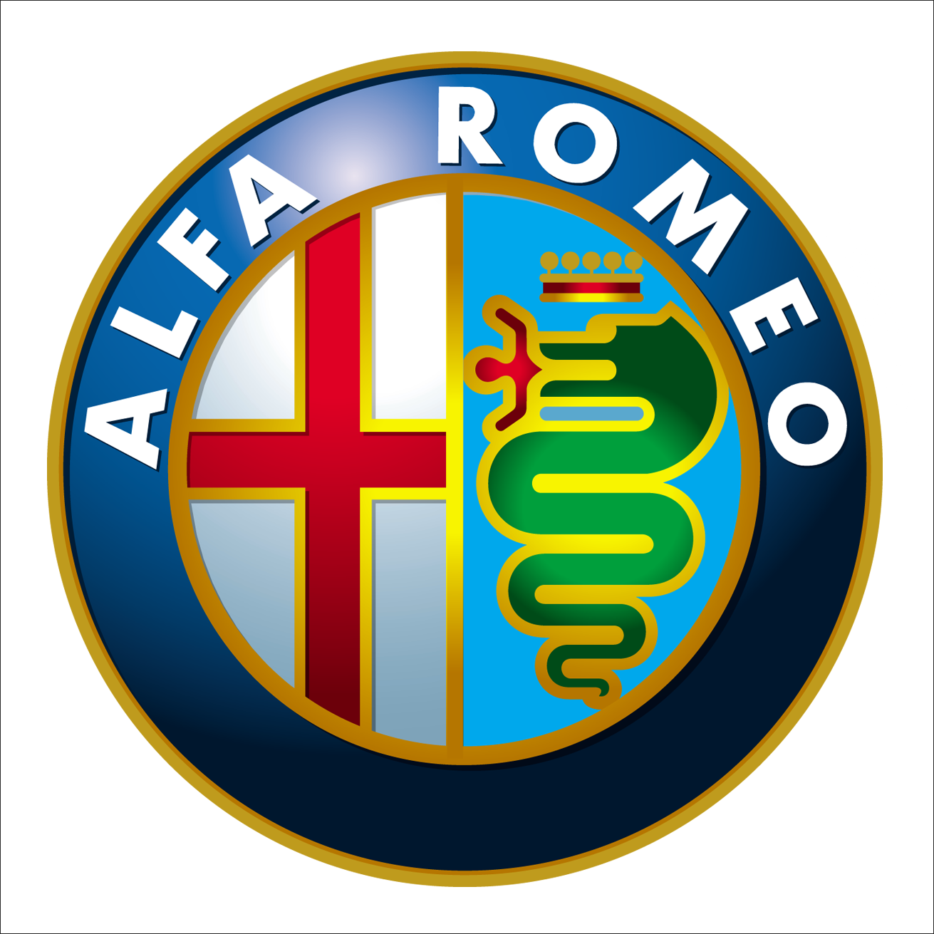 Alfa Romeo Logo Meaning And History Latest Models World Cars Brands