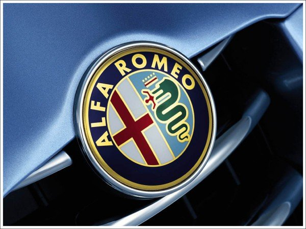 Logo description Alfa Romeo