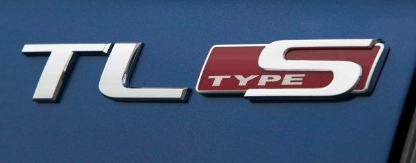 Acura tl logo