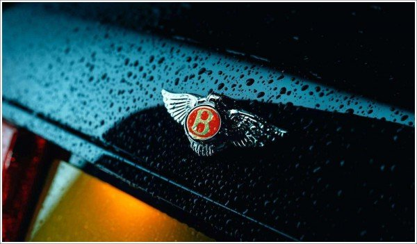 Bentley Logo Colors