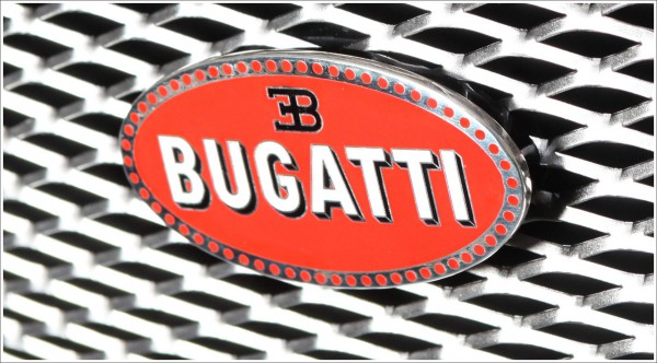 Bugatti logos