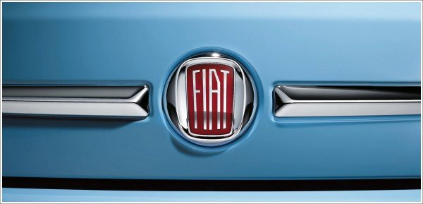 Fiat Logo Colors