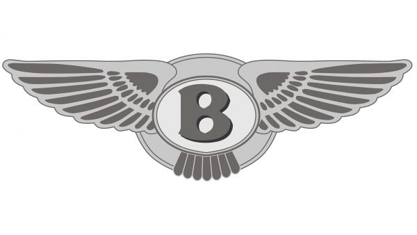 bentley wings logo