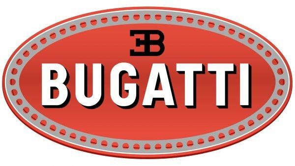 bugatti veyron logo