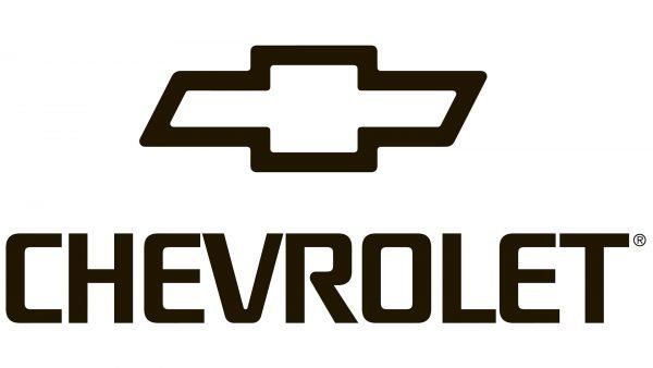 chevrolet logo black