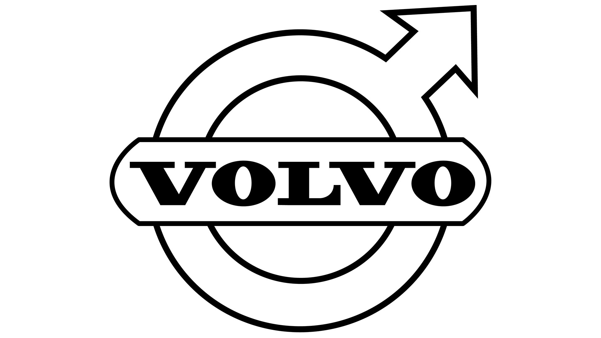 Volvo Logo Meaning And History Volvo Symbol
