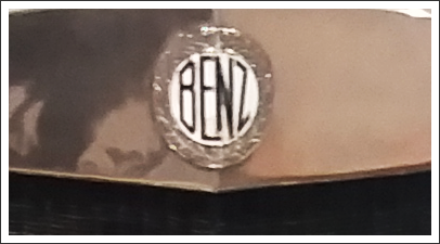 1909 Mercedes-Benz Logo
