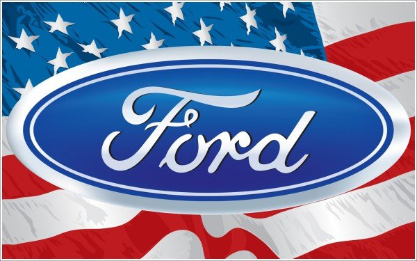 Ford Logo Colors