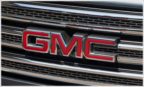 GMC Logo Colors
