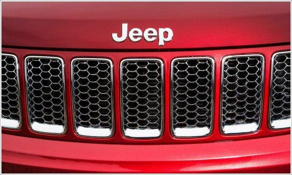 Jeep Symbol Description