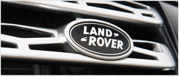 Land Rover Logo Color