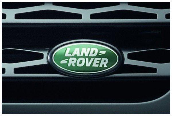 Range Rover car symbol