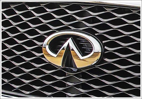 Infinity auto logo