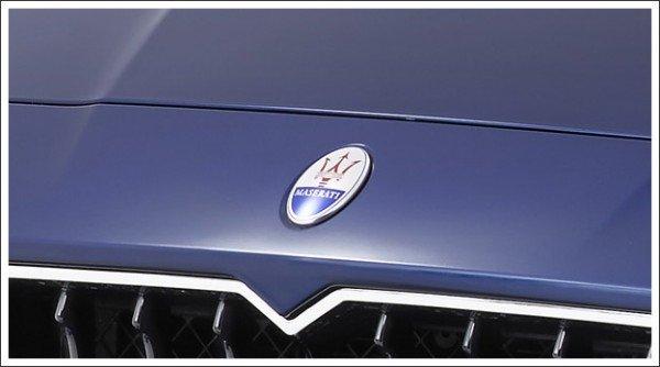 Maserati Logo Color