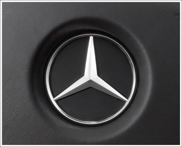Mercedes-Benz Logo Color