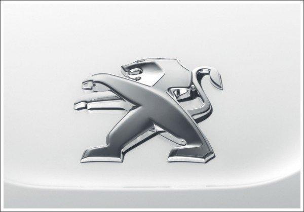 Peugeot Color Logo