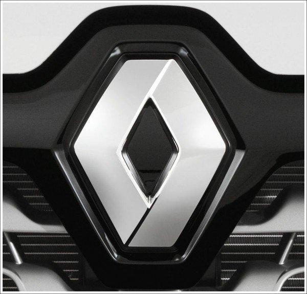 Renault Logo Color