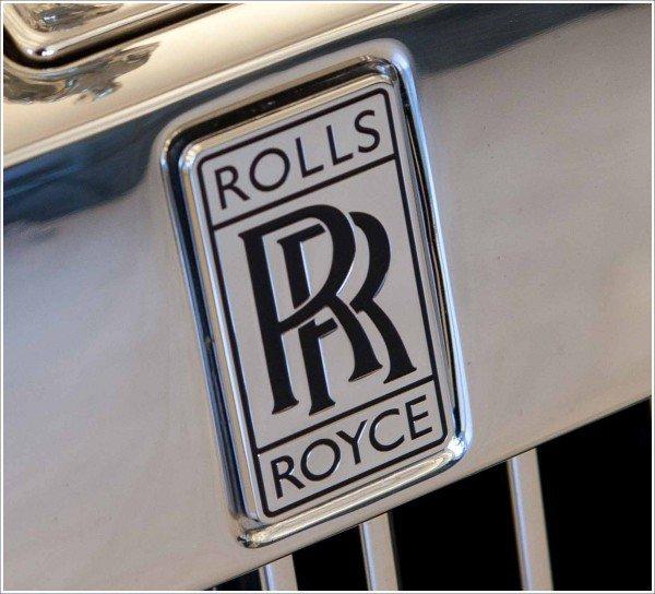 Rolls- Royce Emblem