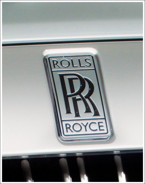 Rolls- Royce Logo Color