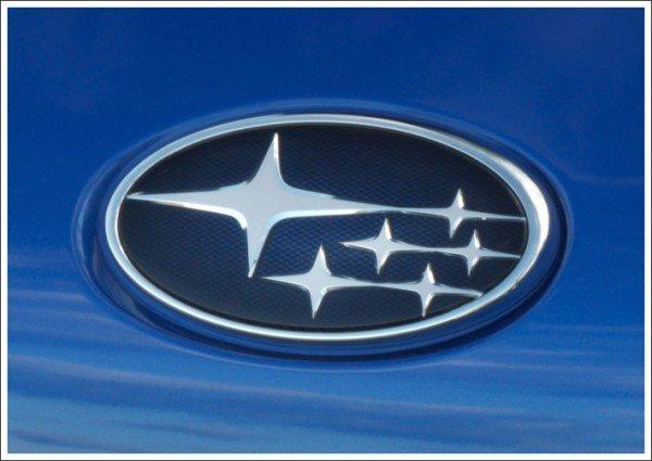Subaru Logo Color