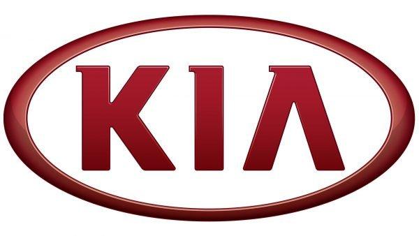 kia korean logo