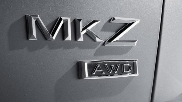 lincoln mkz logo