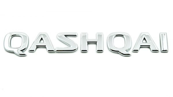 logo nissan Qashqai